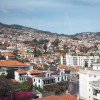 Ascension de Funchal en cable car
