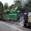 Prendre le Puffing Billy