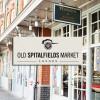 {Londres} Shopping à Old Spitalfield Market