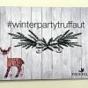 {Paris} White Winter Party by Truffaut