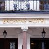 Afternoon Tea sans gluten au Brown's Hotel