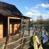 La cabane flottante «insolite by Logis»