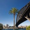 Cap sur Sydney Harbour Bridge