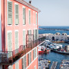 Visite de la citadelle de Bastia