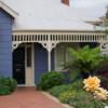 Maisons et commerces à Melbourne
