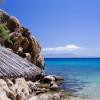 Points chauds à l'Est de Mykonos