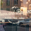 Bears & Raccoons Fast-Food sans gluten