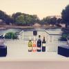 Apéro-Blog flottant sur la Seine