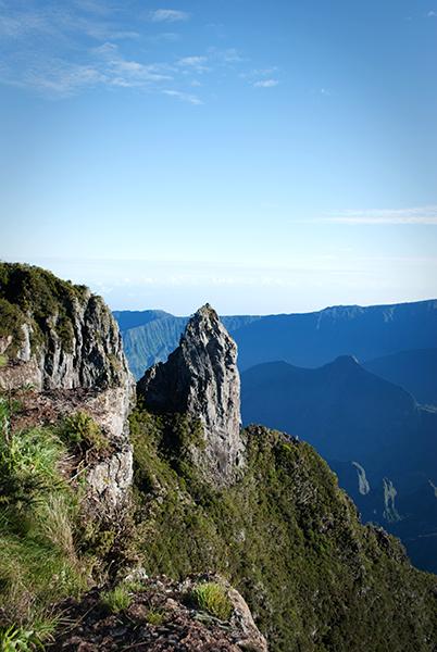 Point de vue depuis le Piton Maïdo - La Réunion