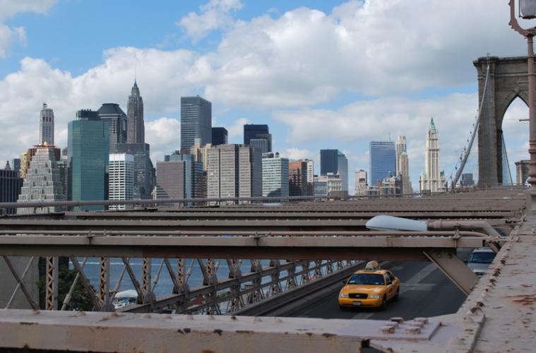 Brooklyn Bridge New-York