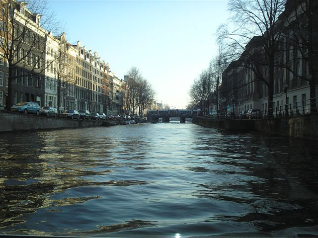 Les canaux de Amsterdam