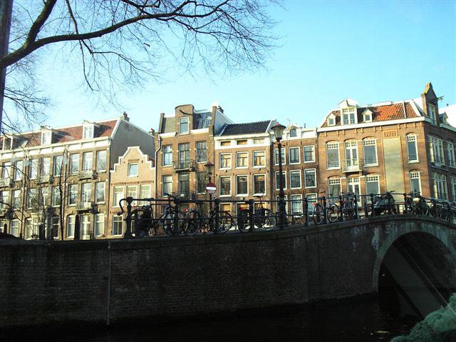 Architecture de Amsterdam