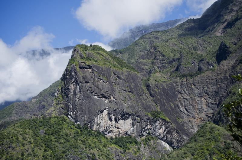 Cilaos - Vers Cascade de Bras-Rouge