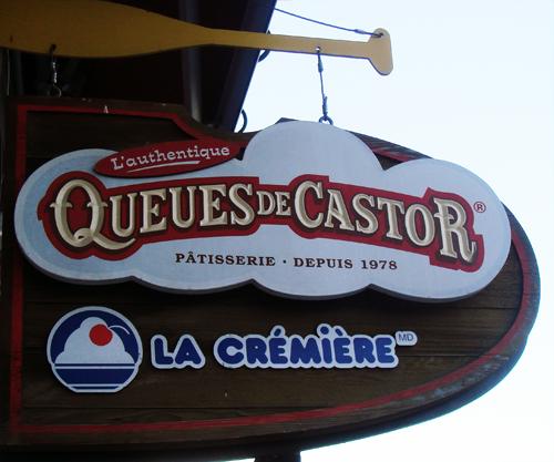 Une spécialité de montréal : la queue de Castor