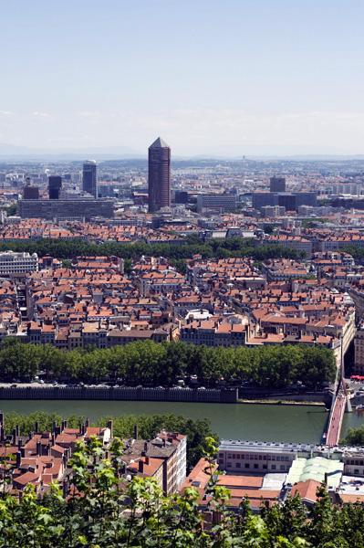 Du Vieux Lyon à la périphérie
