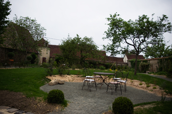 Hôtel de Suhard - Le jardin