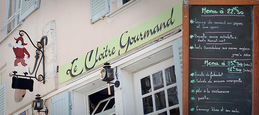 """Restaurant """"Le Cloitre Gourmand"""""""