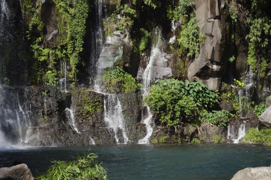 Les cascades à la Réunion