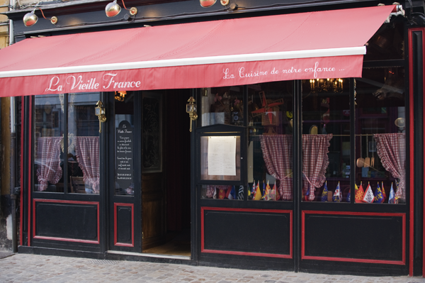 Rue de Gand : bonnes tables de lille