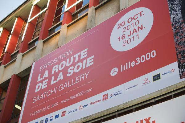 Expo issue de la Saatchi gallery