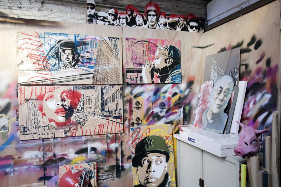 Atelier de Mimi The Clown à Lille
