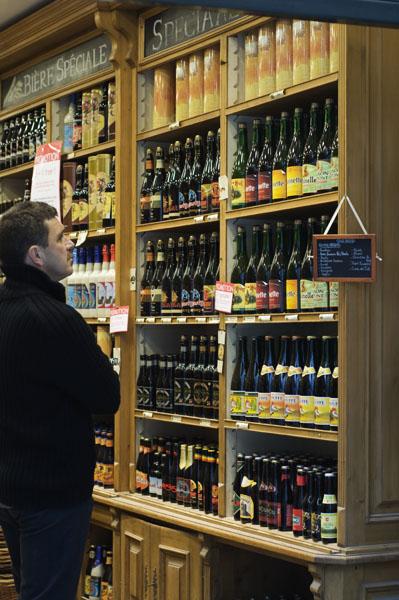 La bière belge