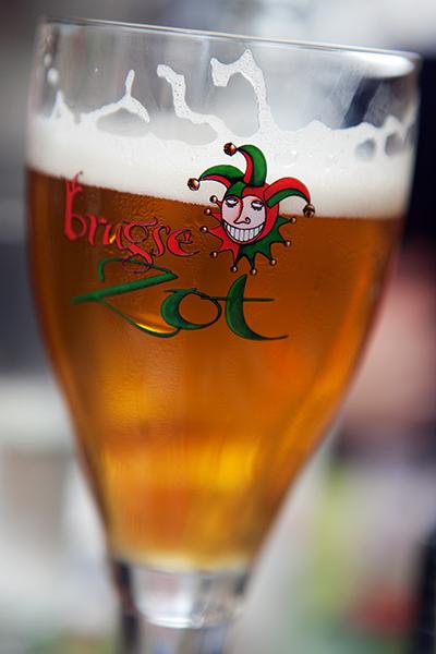 zot Bière locale de Bruges
