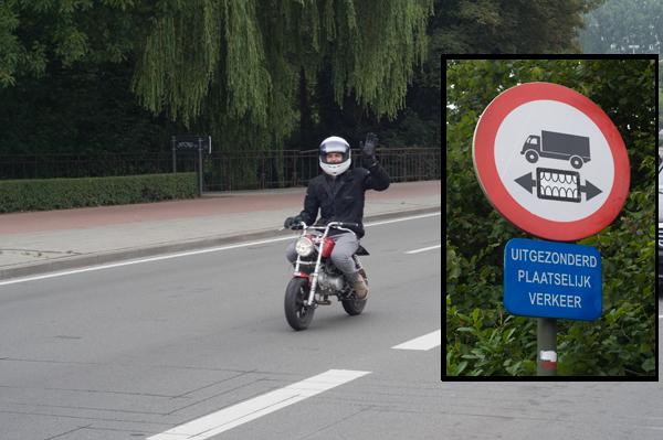 Bienvenue à Bruges en Belgique