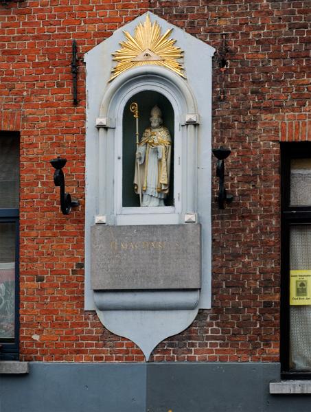 La religion est très présente à Bruges