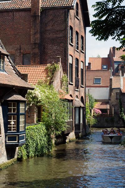 10 bonnes raisons de s'envoler pour Bruges