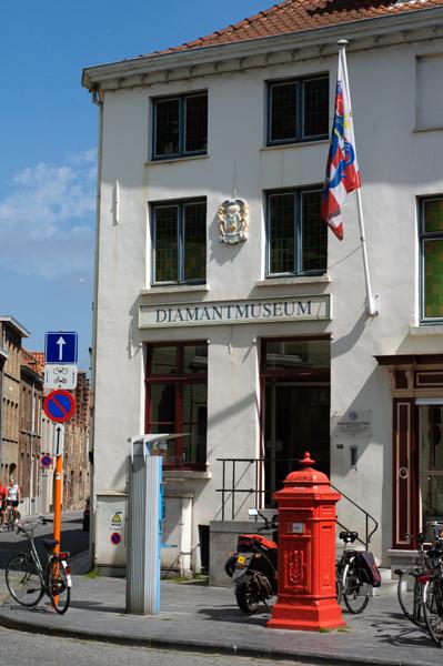 Le Musée du Diamant à Bruges
