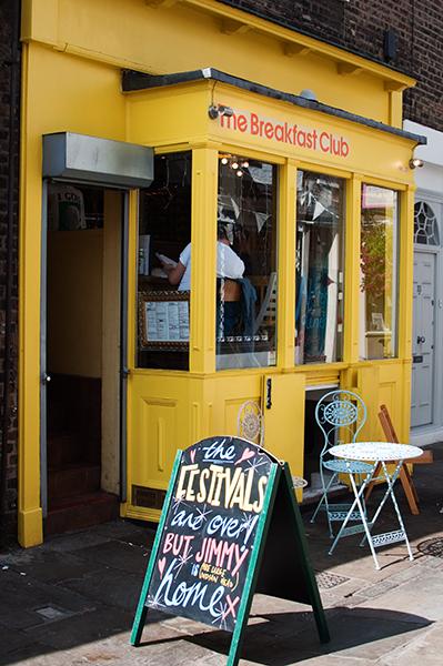 The Breakfast club londres