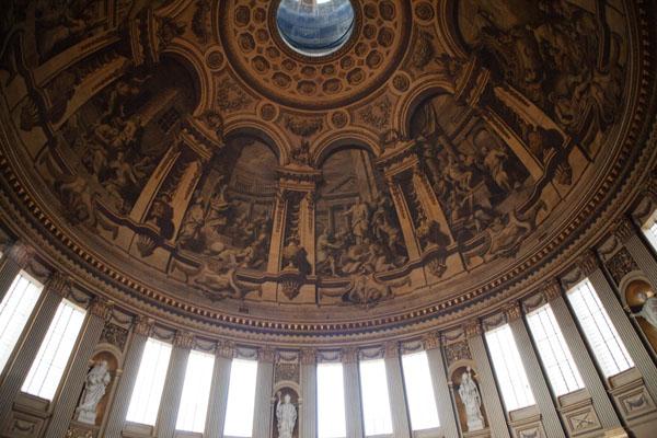Galerie des Murmures St paul's Cathedral londres - Les murs parlent