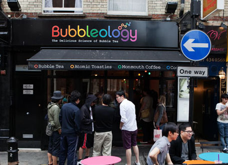 Bubbleology Londres