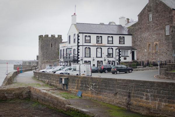 Conwy ville fortifiée