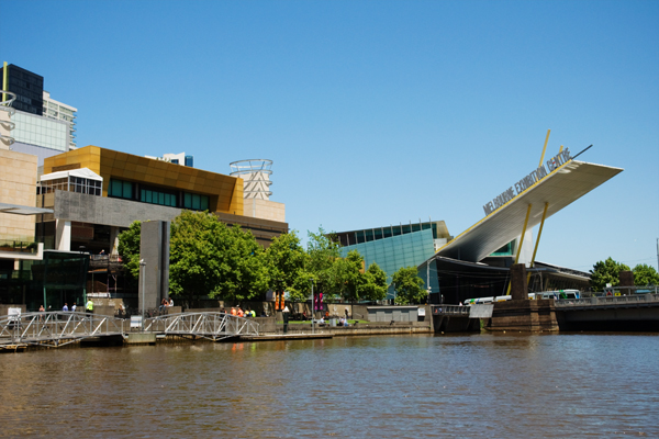Melbourne exhibition center