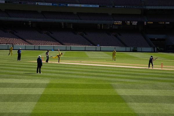 Stade MGC Jolimont, Melbourne