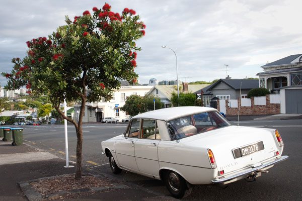 Auckland Ponsonby Road
