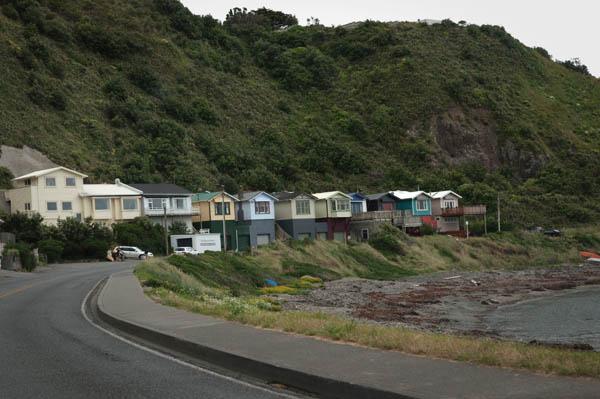 Maisons au bord de l'eau Wellington