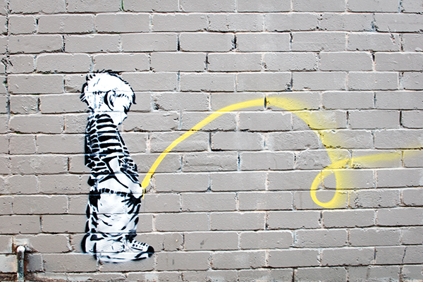 Street Art sydney australie