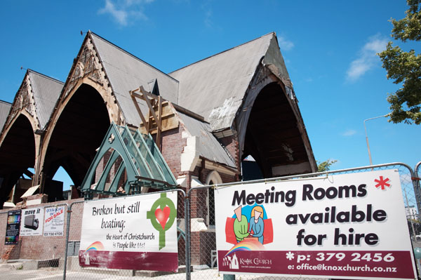 Tremblement de terre de Christchurch