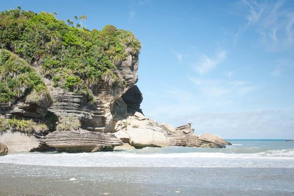 Plage de Punakaiki Resort