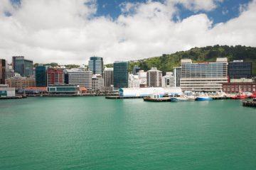Prendre le Ferry à Wellington pour l'ile du sud