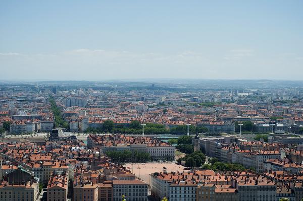 Lyon - Quartier Bellecourt