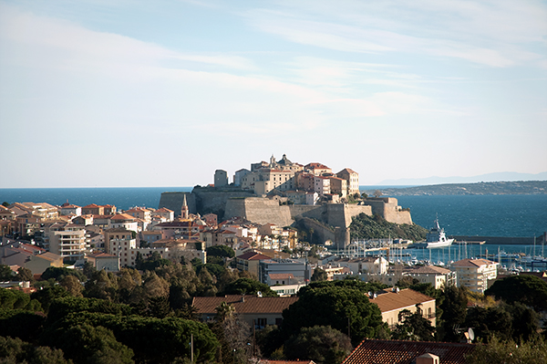 Citadelle de Calvi en Corse