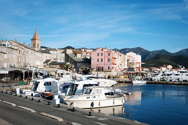Saint Florent en Corse