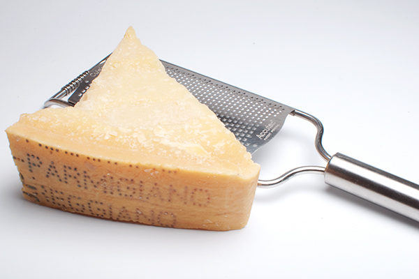 Parmesan made in Italie de Azienda Brugnoli