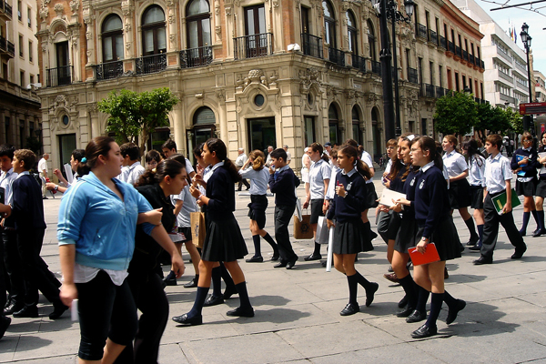 Grenade ville étudiante