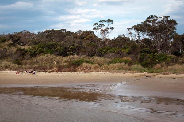 Friendly Beaches en Tasmanie