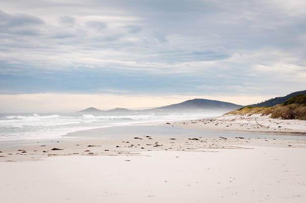 Denison Beach Tasmanie